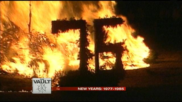 From The KOTV Vault: Tulsans Celebrate New Years Gone By