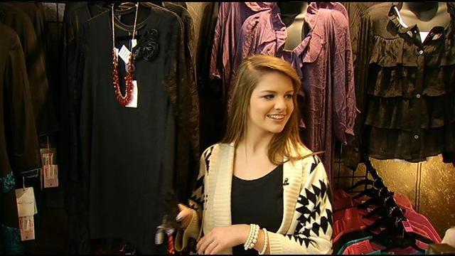 Tulsa Teen Turns Love Of Fashion Into Successful Business