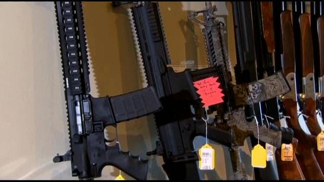 National Rifle Association Calls For Armed Guard At Every School