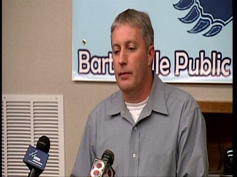 WEB EXTRA: Statement From Bartlesville Police Captain Jay Hastings