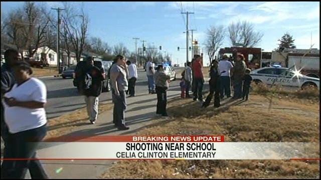 Tulsa Elementary School On Lockdown Following Reports Of Shots Heard Nearby