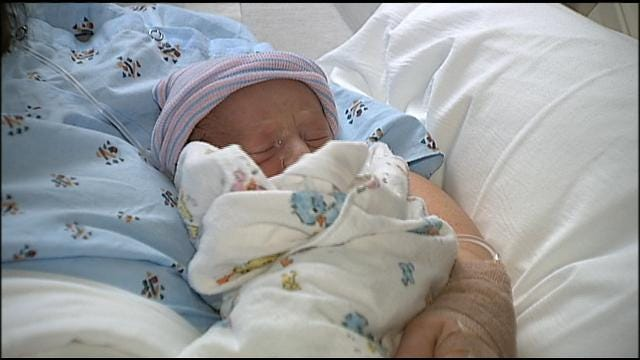 Two Green Country Babies Born On 12-12-12, one at 12:12