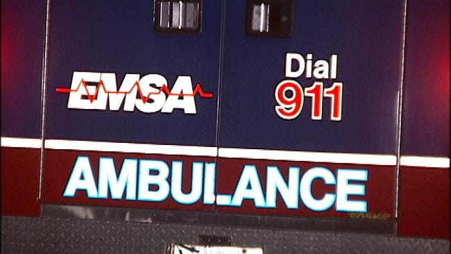 EMSA Ambulance Recovered After It Was Stolen From RiverSpirit Casino