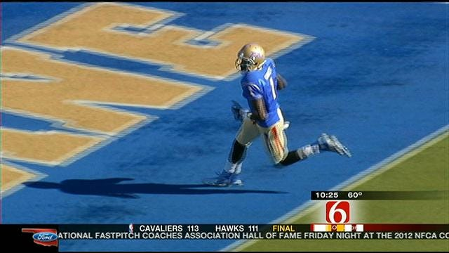 Tulsa Players Trying To Leave Champions' Legacy
