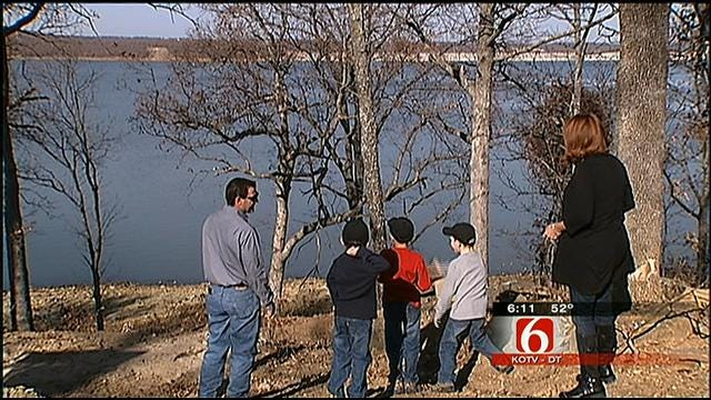 Skiatook Marina Offers Free Lakeside Cottage Retreat For Veterans