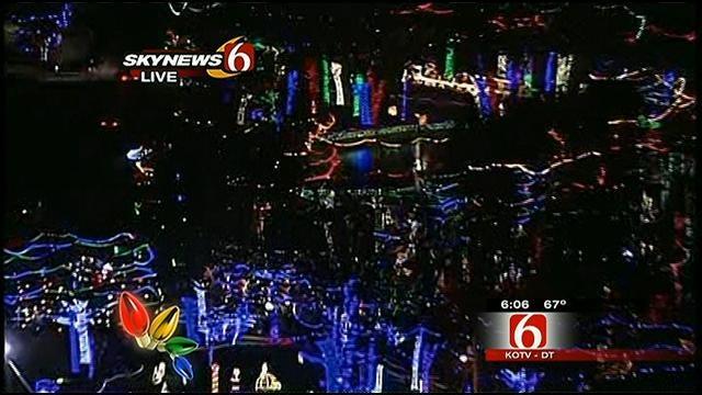 WEB EXTRA: Lights Go On At Rhema, 2012
