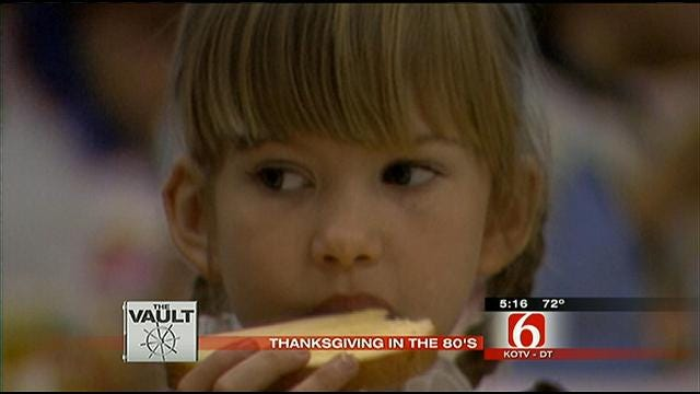 From The KOTV Vault: Thanksgiving In Tulsa, 1980