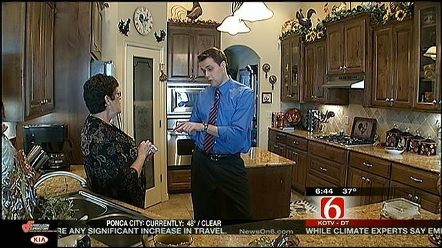 Owasso Woman Surprised By Snake In Her Dishwasher