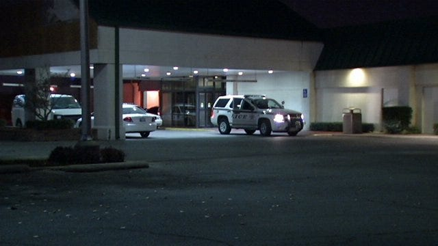 WEB EXTRA: Video From Scene Of Domestic Incident At Tulsa Motel