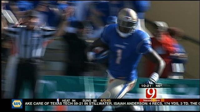 Tulsa Golden Hurricane Vs. UCF Golden Knights Highlights