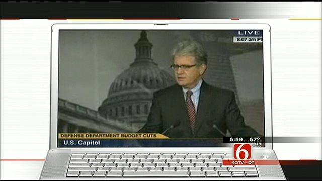Sen. Tom Coburn Speaks Out On Defense Department's 'BS' Spending