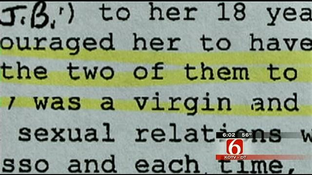 Claremore Man, His Aunt Charged With Recruiting Underage Girls For Sex