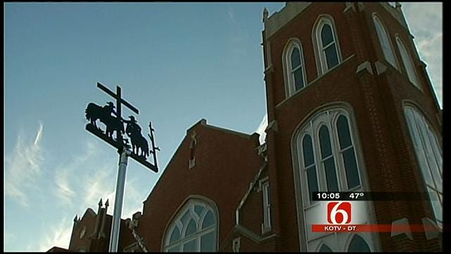 Residents Take Issue With McAlester Removing Religious-Themed Signs