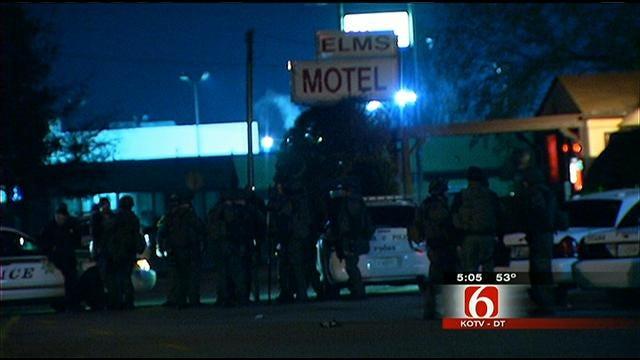 Tulsa Police Assist Claremore Police In Drug-Related Arrests