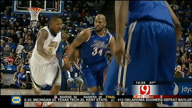 Highlights From Tulsa's Win Over LSU-Shreveport