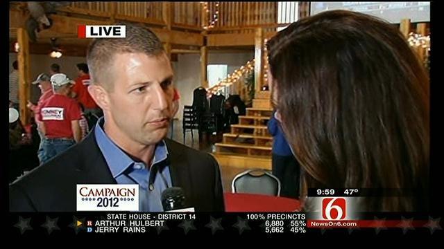 Markwayne Mullin Wins Oklahoma District 2 Congressional Seat