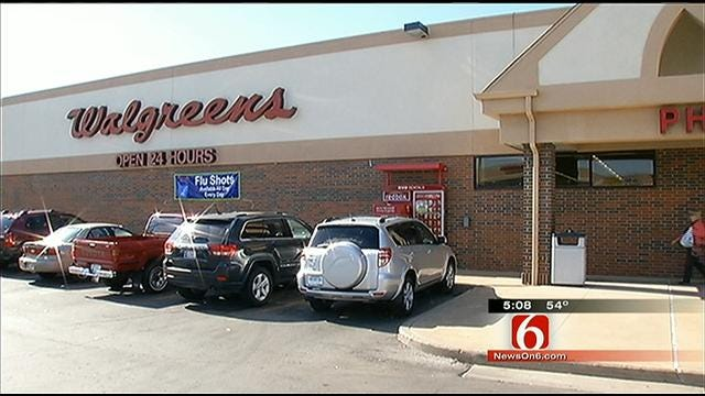 Walgreens Wellness Bus Tour Stops In Oklahoma This Week