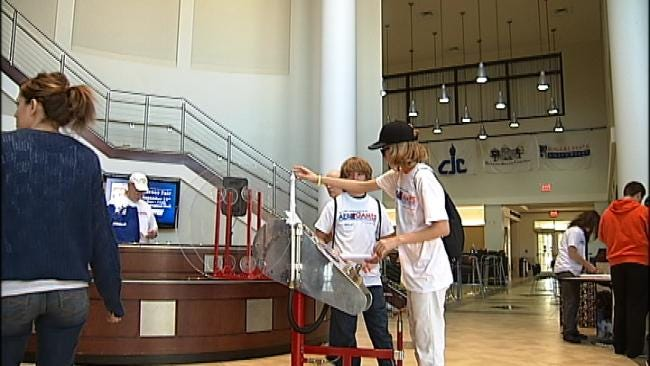 First Ever Aero Games Held At RSU In Claremore