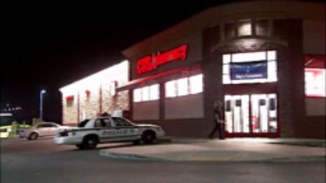 WEB EXTRA: Video From Scene Robbery At Tulsa CVS Store