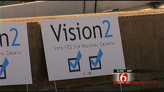 Supporters, Opponents Make Arguments For, Against Vision2