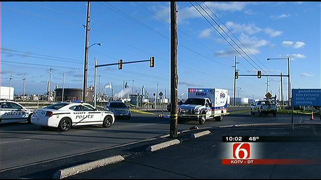 Motorcyclist Killed In Collision With Car, Southwest Boulevard Closed