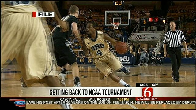 Oral Roberts Men And Women Basketball Teams Aim For NCAA Tournament
