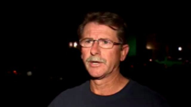 WEB EXTRA: Tulsa Fire District Chief Dale Cooley Talks About Apartment Fire