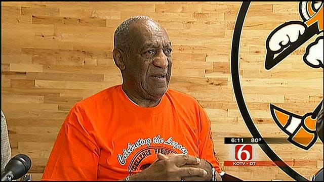 Bill Cosby Speaks To Booker T. Washington Students About Education, Fatherhood