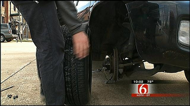 Vandals Slash Several Tires In Midtown Tulsa Neighborhood