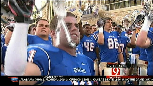 Tulsa Overcomes Rice In Final Minutes