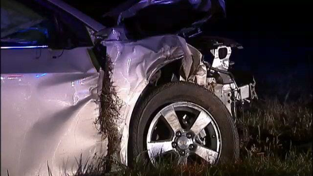 WEB EXTRA: Coweta Man Killed In Rogers County Wreck