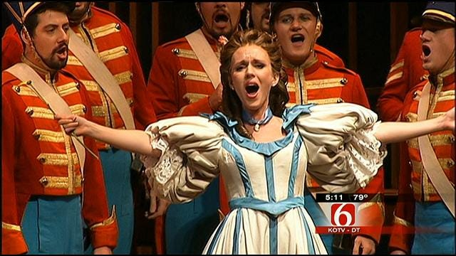 Tulsa Students See Special Matinee Performance At Opera