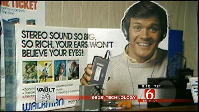 From The KOTV Vault: Technology Of The 1980s