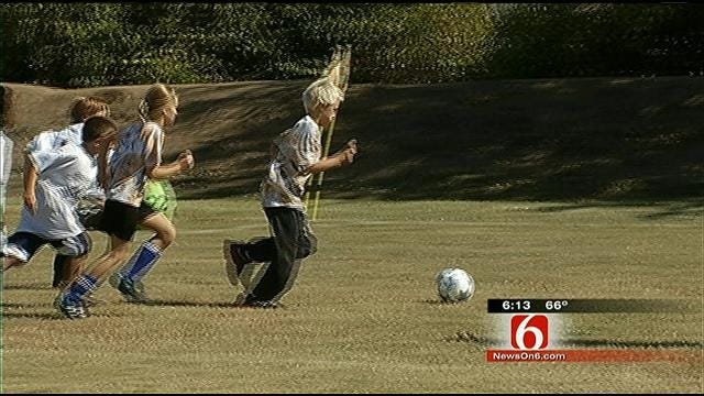 Owasso Hosts Special Olympics State Soccer Tournament