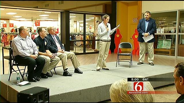 Muskogee 'Silent Witness' Event Memorializes Domestic Violence Victims