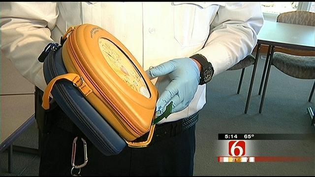 Tulsa Group Donates Life-Saving Equipment To Ronald McDonald House