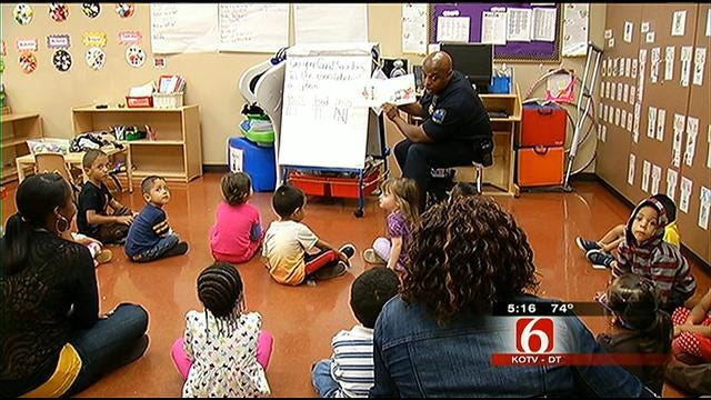 Oklahoma Kids Take Part In Effort To Break World Reading Record