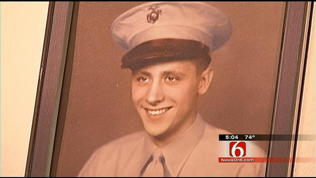 Remains Of Tulsan Who Died In World War II Buried At Arlington National Cemetery
