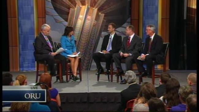 First Congressional District Debate Part 1 of 4: Candidates Intro