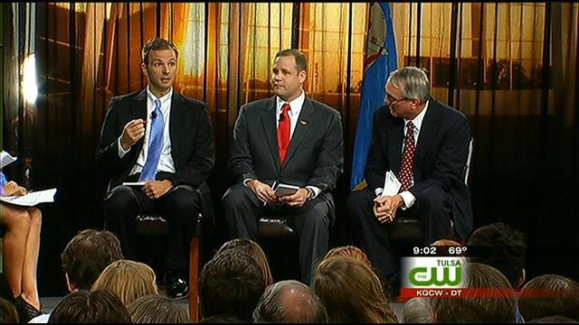 Oklahoma's District 1 Congressional Candidates Debate
