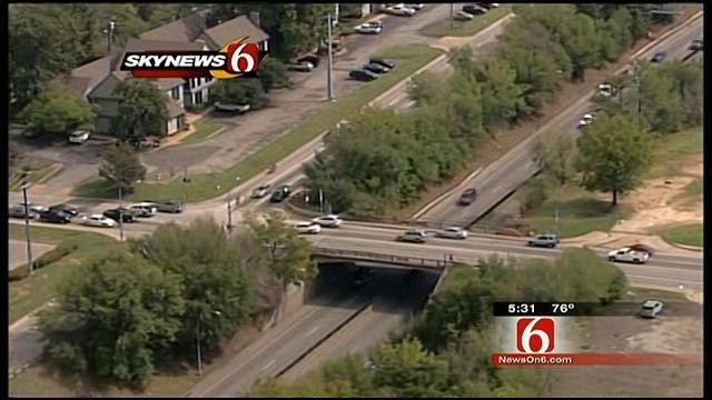 Lewis Avenue At Interstate 44 In Tulsa Begins Overhaul Monday