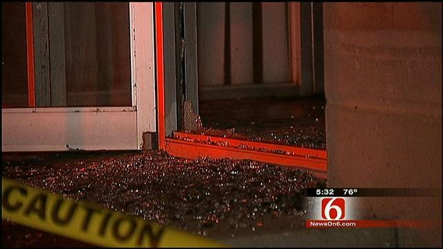 Tulsa Fire Investigators Called To Boulder Plaza Apartments Fire