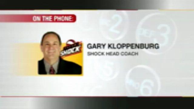 Tulsa Shock Head Coach Talks About No. 3 Selection