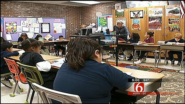 Oklahoma Schools Soon To Receive Letter Grades On Performance