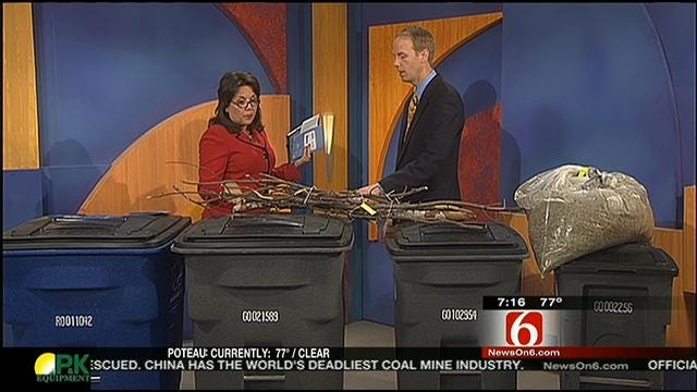 City Of Tulsa New Trash Collection Service Explained