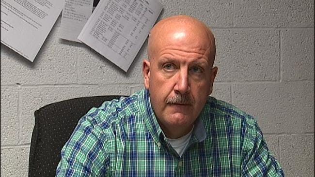 WEB EXTRA: Creek County Undersheriff On Shooting Death