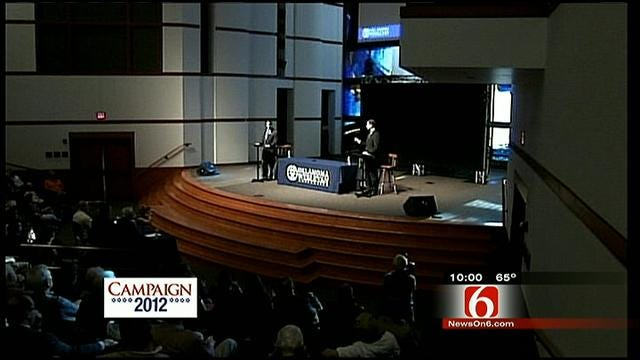 First District Congressional Candidates Face Off In Bartlesville