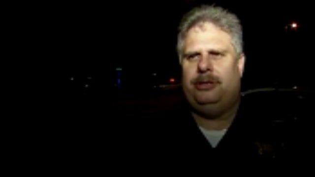 WEB EXTRA: Tulsa Police Cpl. Dan Miller Talks About Fatal Stabbing