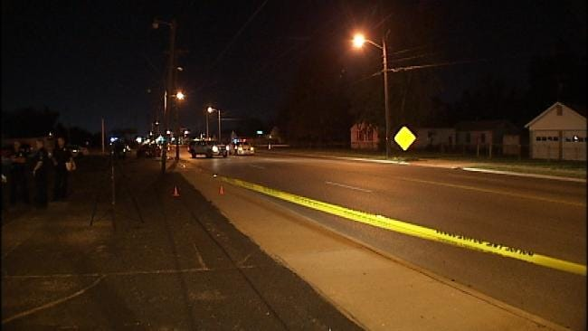 WEB EXTRA: Video From Scene Of North Sheridan Fatal Stabbing