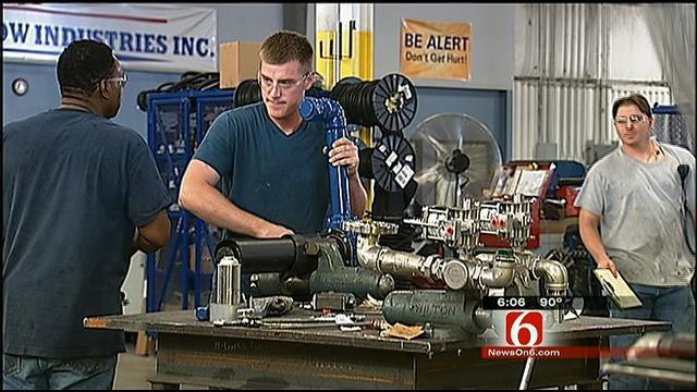 Broken Arrow Manufacturers Looking To Hire